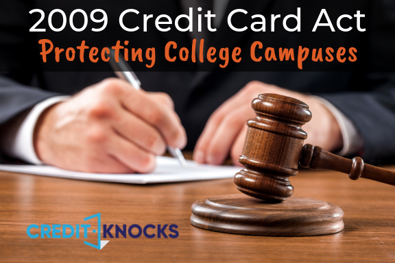 2009 Credit Card Act Credit Knocks