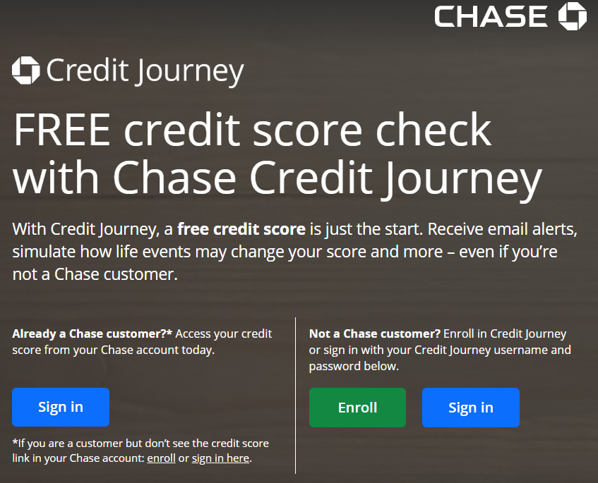Chase_Credit_Journey_Home_Page