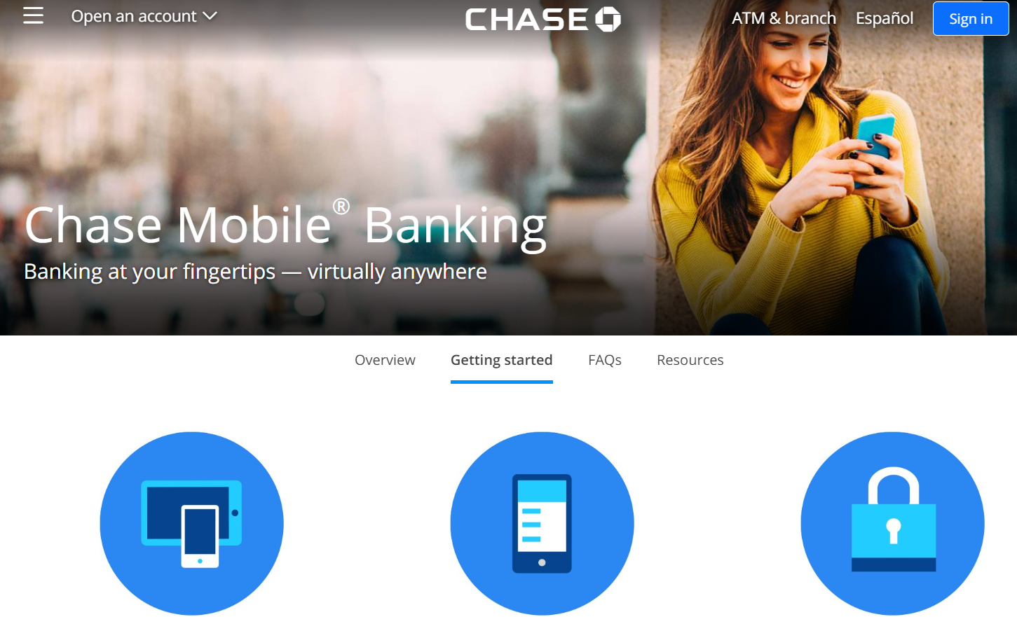 chase mobile banking app