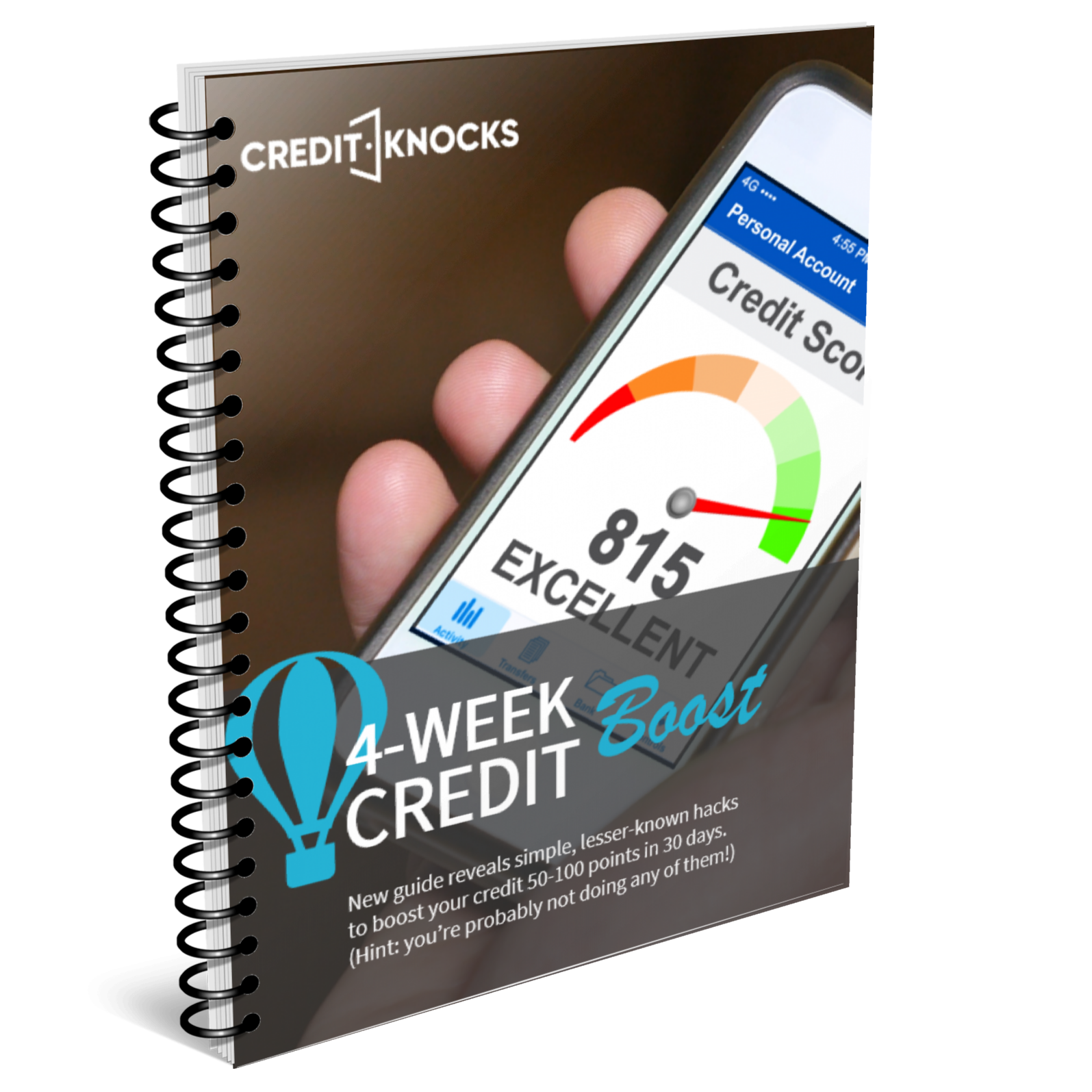 4-Week Credit Boost Ebook