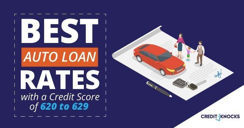 Auto Loans Credit Score 620 621 622 623 624 625 626 627 628 629