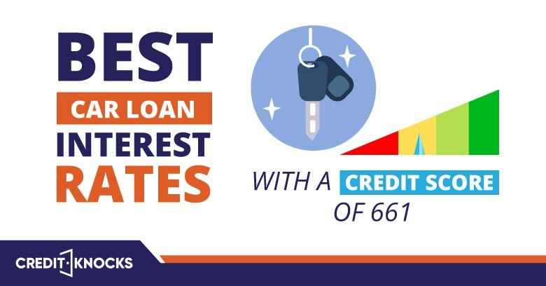 Best rv truck Loan Interest Rates With A Credit Score of 661