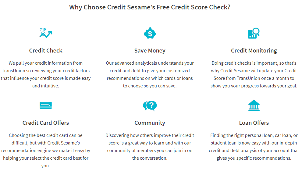why credit sesame