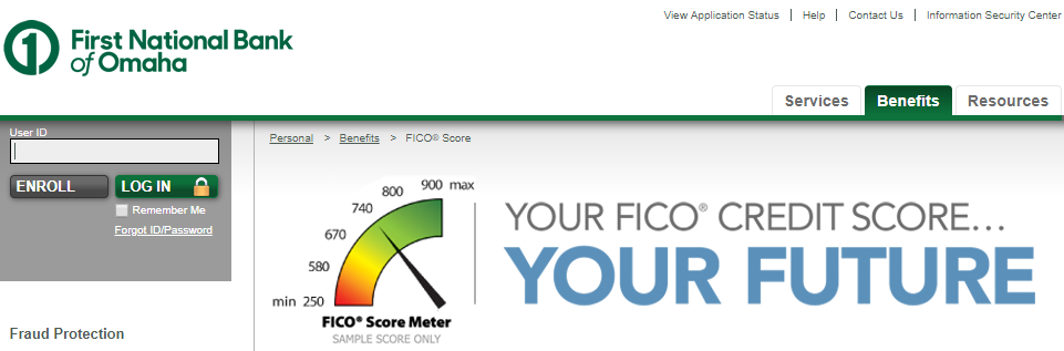 free fico score