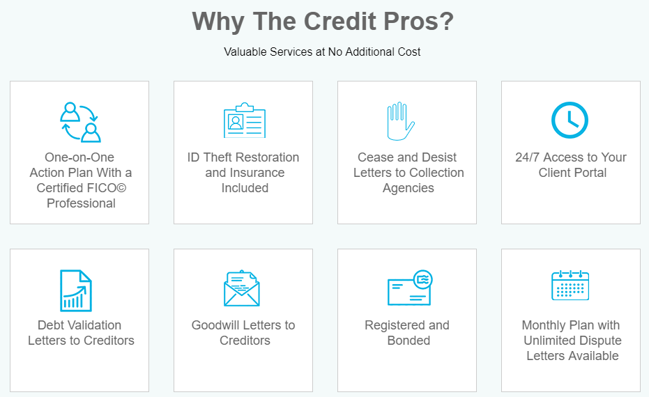 why credit pros are different